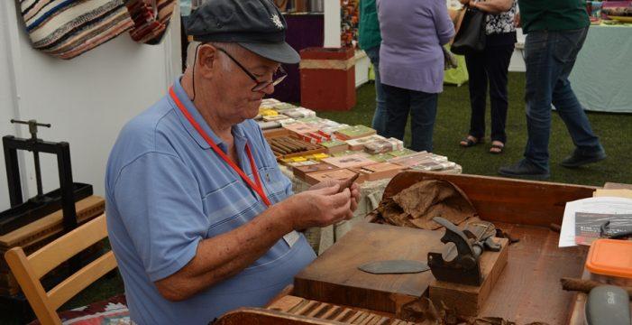 La XXXI Feria Insular de Artesanía recibe 15.000 visitas