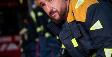 """Jonay, primer bombero en llegar a La Candelaria: """"Estuvimos buscando a un niño hasta debajo de las camas"""""""