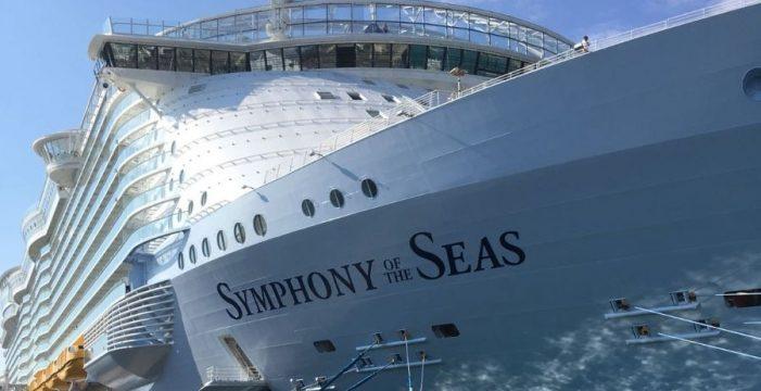 Una semana en el Mediterráneo en el mayor barco de pasajeros del mundo