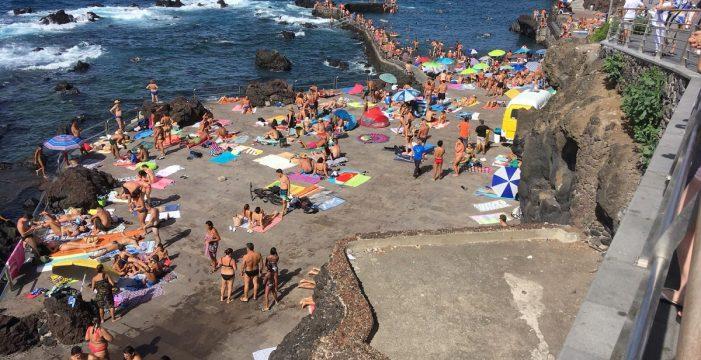 Paseando por el Puerto de la Cruz