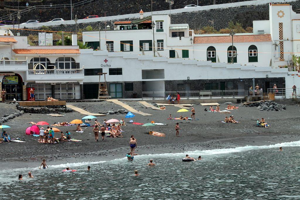 Playa de San Marcos, Icod de los Vinos (Tenerife). | DA