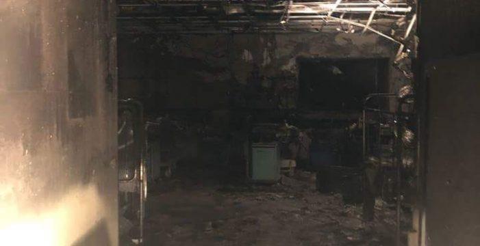La reparación de las Urgencias del Hospital de La Candelaria costará más de un millón de euros