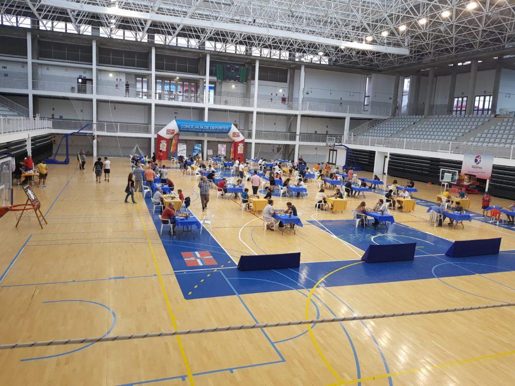III Torneo Internacional de Ajedrez Jugando con las Estrellas. | DA