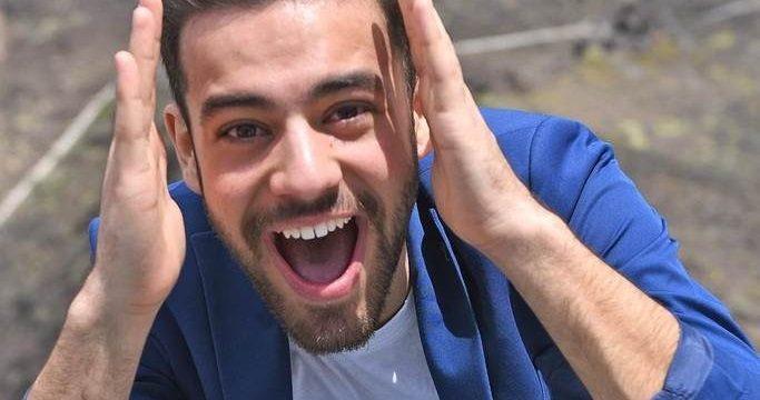 Agoney desvela la portada de 'Quizás', su esperado primer single