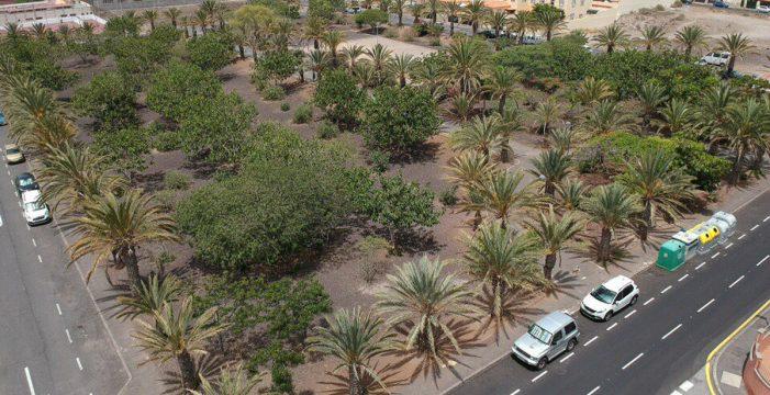 Las Rosas contará con uno de los mayores parques de la comarca sur