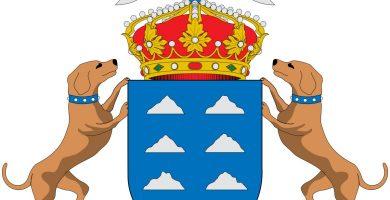 Nueva bandera de Canarias.