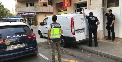 Imputan un delito de homicidio imprudente al abuelo de la niña de 10 meses fallecida en Manacor