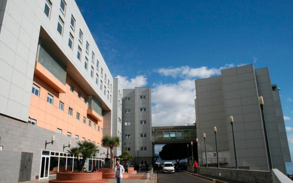 El servicio de cafetería del Hospital de la Candelaria continuará prestándose con normalidad. DA