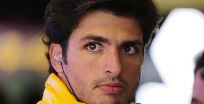 Carlos Sainz ficha por McLaren y será el sustituto de Fernando Alonso