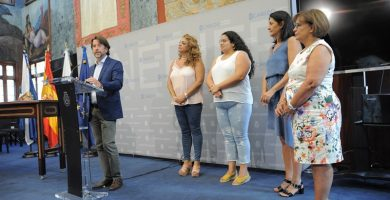 Gobierno de Canarias y Cabildo de Tenerife destinarán 67 millones de euros a la atención de la dependencia.   DA