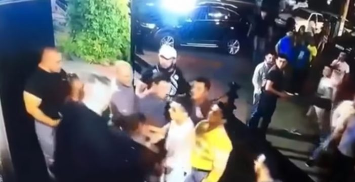 Matan de una brutal paliza en plena calle a un campeón de MMA