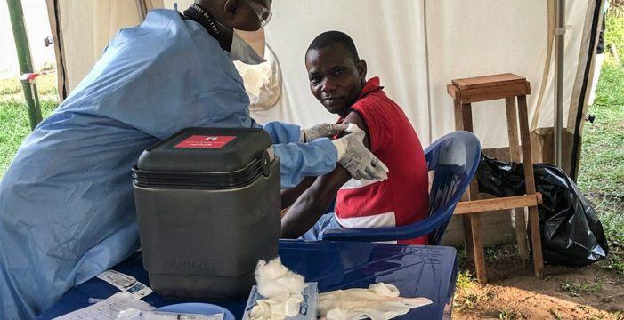"""Identifican a la """"paciente cero"""" del último estallido de ébola en el Congo"""