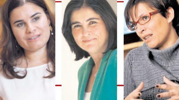 Por primera vez, tres mujeres presidirán los actos solemnes de la Patrona de Canarias