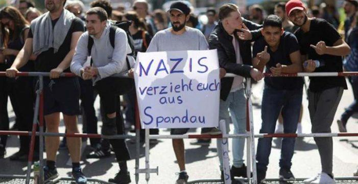 La Policía berlinesa se prepara para la marcha neonazi de hoy en conmemoración de Rudolf Hess
