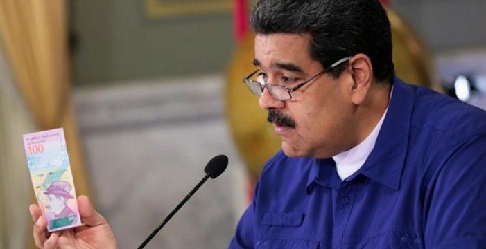 Venezuela estrena el bolívar soberano con la expectativa de reflotar la economía