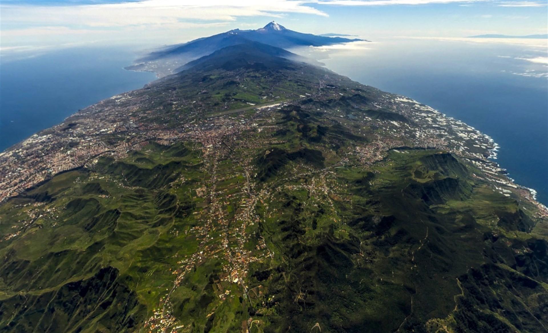 Google Maps ofrece la posibilidad de ver Tenerife en 360º y disfrutar de sus asombrosos paisajes. / GOOGLE MAPS