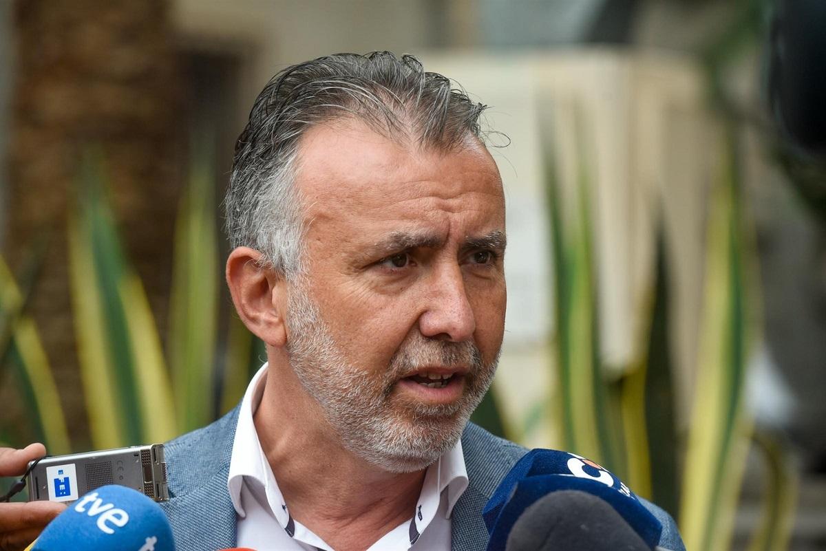 Ángel Víctor Torres (PSOE)