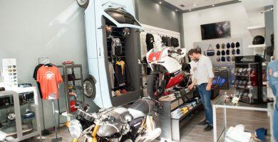 WarmUp Café&Store, un lugar de reunión para disfrutar de la pasión por el motor en Santa Cruz