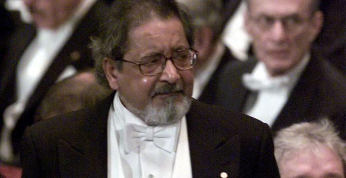 Muere el británico V. S. Naipaul, premio Nobel de Literatura en 2001