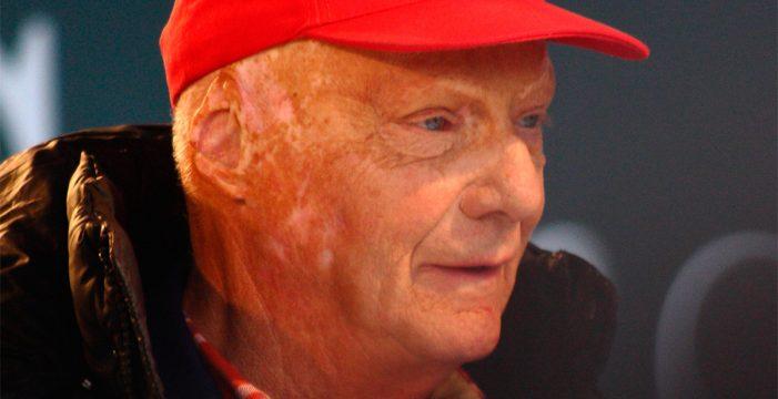 Muere Niki Lauda, leyenda de la Fórmula 1