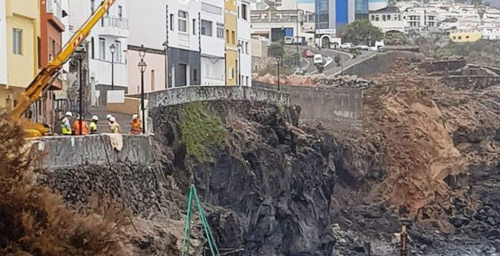 Comienzan a actuar en las cuatro nuevas cuevas de la calle Tegueste