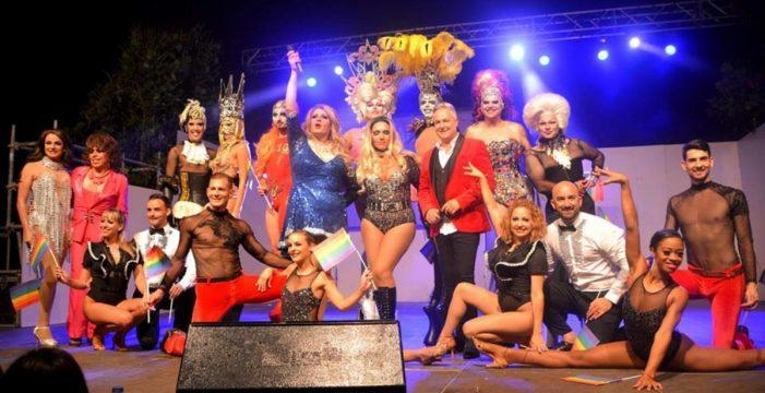 Veinte cumpleaños de la Gala Drag en las Fiestas de Bajamar