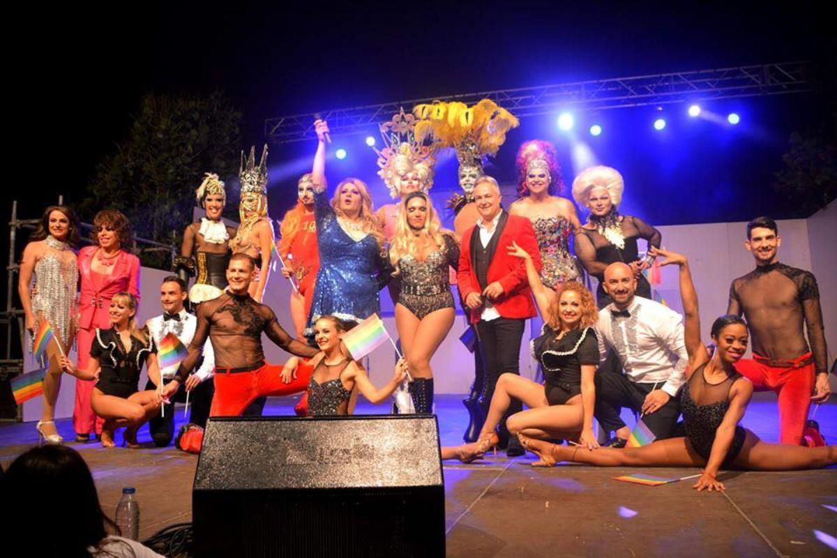 La Gala congregó a gran cantidad de público en Bajamar. DA