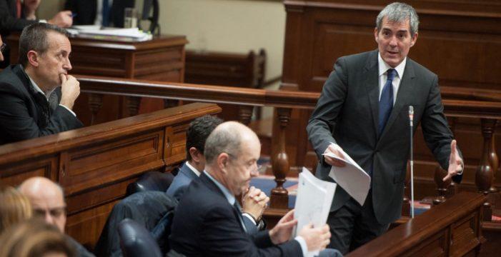 El Gobierno de Canarias podrá legislar mediante decretos leyes