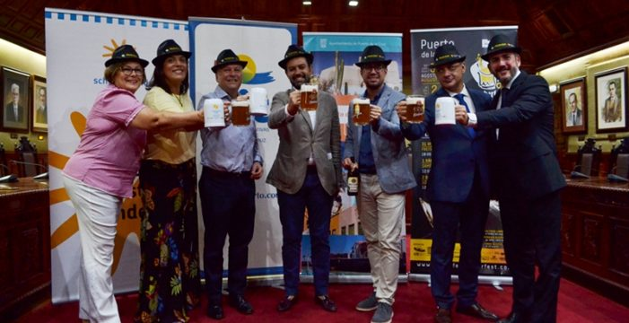 La Semana Bávara y la Oktoberfest esperan superar las 12.000 personas de 2017