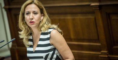 """Dávila, sobre la comparecencia de Clavijo en el Parlamento por el caso Grúas: """"Nada distrae"""" al Gobierno"""