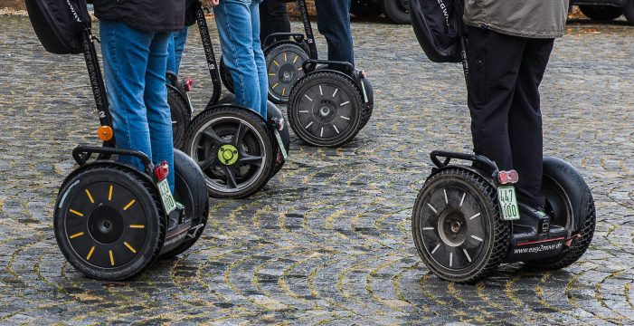 Santa Cruz regula el uso comercial de vehículos de movilidad personal