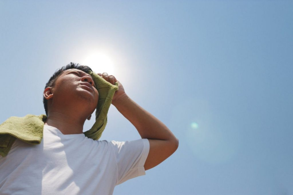 Cómo hacer frente a los golpes de calor. / DA