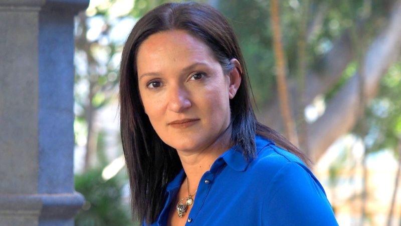 Zaida González (PP), primera teniente de alcalde en el Ayuntamiento de Santa Cruz de Tenerife y concejal de Seguridad y Movilidad | Sergio Méndez