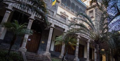 """La sede del Tribunal Superior de Justicia de Canarias estará en Las Palmas de Gran Canaria y en Santa Cruz de Tenerife se establecerán """"las salas necesarias"""". Andrés Gutiérrez"""