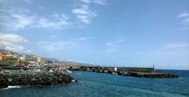 Muelle de Candelaria