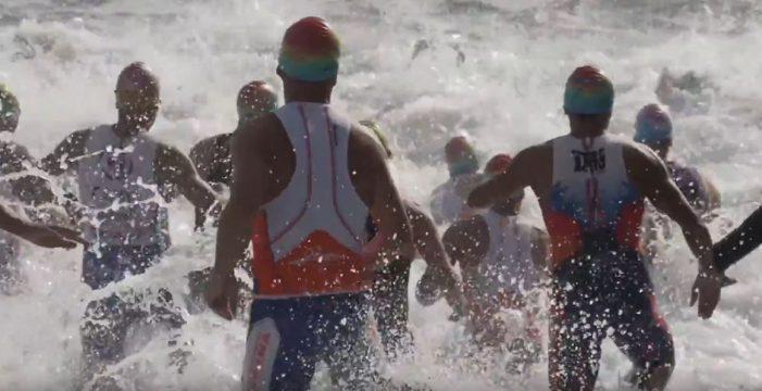 Penúltima cita de las Series Canarias en el triatlón de Puerto Naos