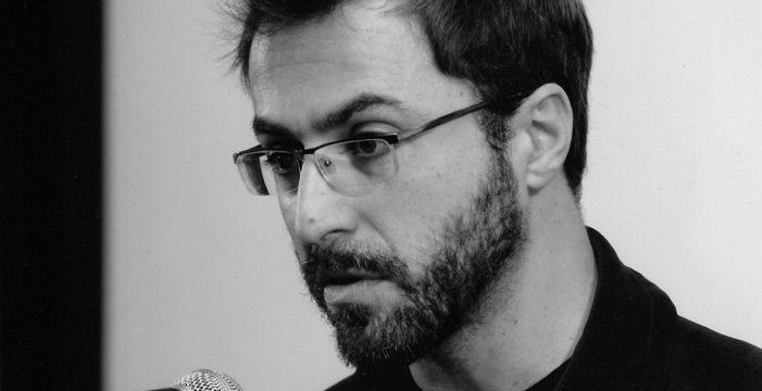Rafael-José Díaz, invitado a Chile por la Fundación Pablo Neruda
