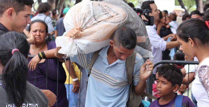 La ONU insta a Ecuador y Perú a no entorpecer la entrada de venezolanos