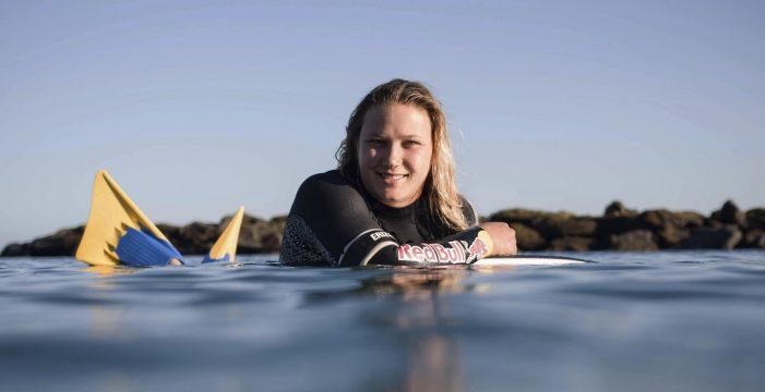 """Alexandra Rinder: """"Sólo con salir de Canarias, muchos deportistas estarían en el top mundial"""""""