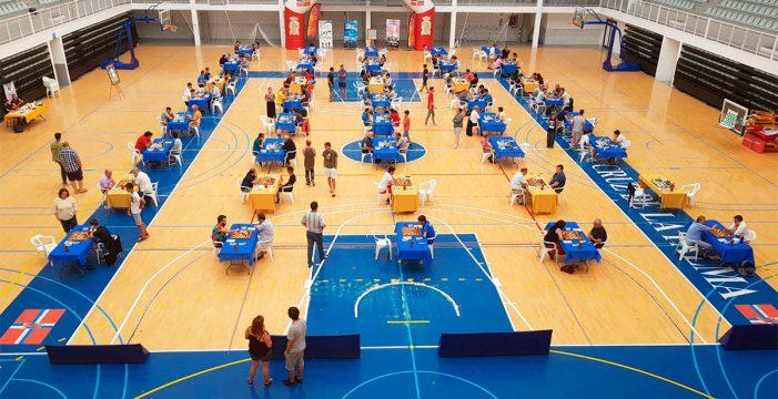 La Armada palmera enseña músculo en el III Torneo Internacional de Ajedrez