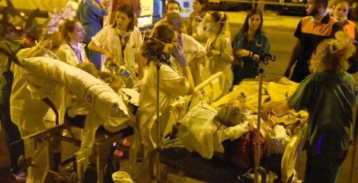 """Denuncian el """"ocultismo"""" de Sanidad sobre el incendio de la Candelaria"""