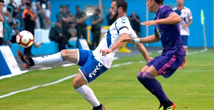 El CD Tenerife se lleva el Trofeo Teide ante el Celta B, pero no convence