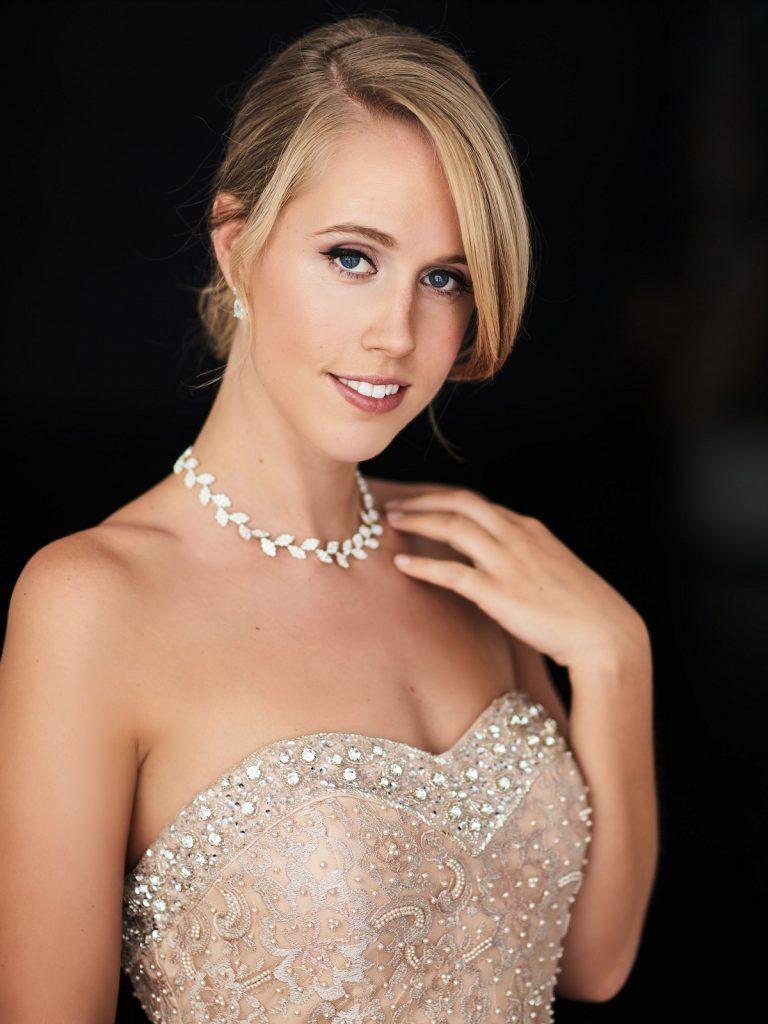La mezzosoprano Sophia Burns. | DA