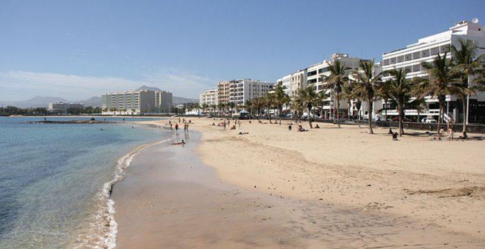 Fallece ahogado un hombre en una playa de Lanzarote