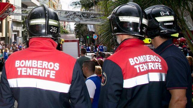 Sospechan que un pirómano pudo provocar el fuego de ayer en La Esperanza