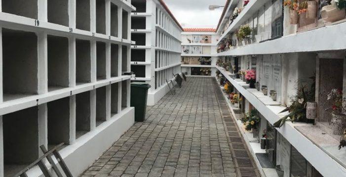 El Cabildo finaliza la rehabilitación y ampliación del cementerio de Fasnia