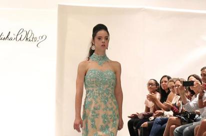Marián Ávila, la modelo española con síndrome de down que triunfa en la Semana de la Moda de Nueva York