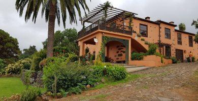 El Ingeniero, Cinnamon y El Jardín de la Sal, en La Palma