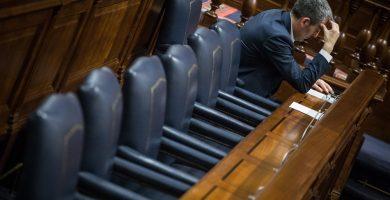 El presidente autonómico habla hoy sobre el caso Grúas