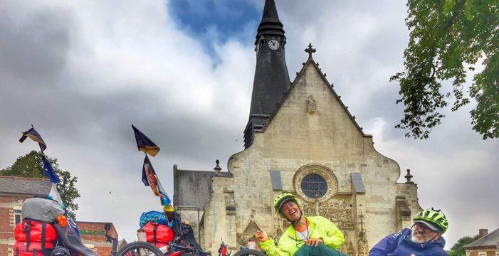 Desde Tenerife a Noruega en bicicleta